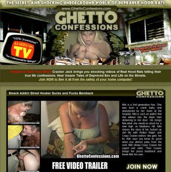 GhettoConfessions (SiteRip) (SiteRip) Image Cover