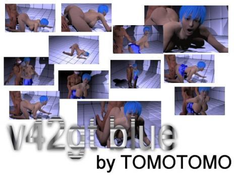 (同人アニメ) [101206][EROPO] v42gt blue [103M] [RJ070769]