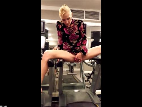 Vacation Gym Slut | Fantasymilf67