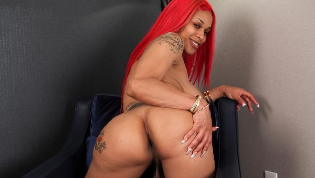 Black-tgirls.com- Cumshot Thursday: Yandie Lee