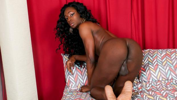 Black-tgirls.com- Cumshot Thursday: Alanna Elu