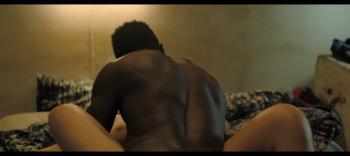 Annabelle Mandeng  nackt