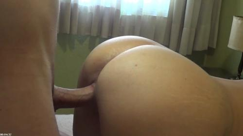 I fuck my step mom doggy and cum on ass | MomAndStepSon