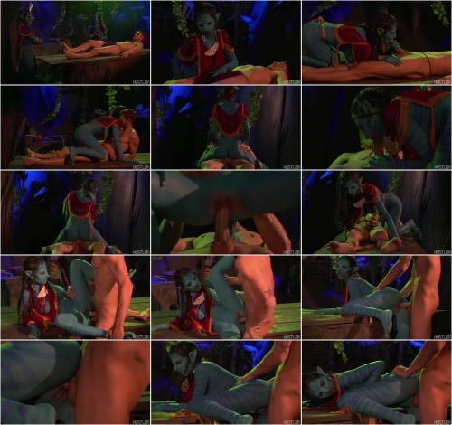 Yurizan Beltran - Yurizan Beltran in This Aint Avatar XXX 2 [HD 720P]