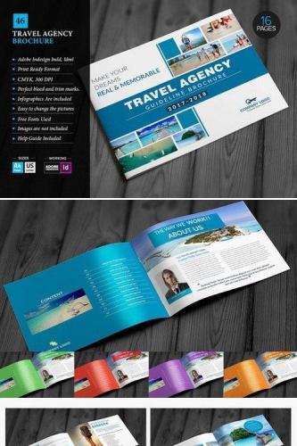 Travel Agency Brochure 46