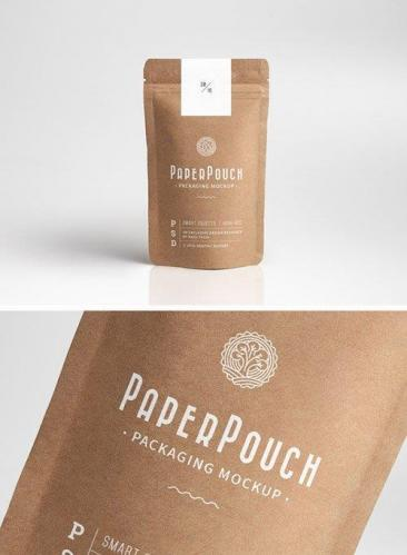 Paper Pouch Packaging
