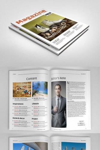Multipurpose Magazine 26985