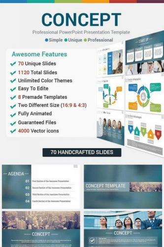 Concept PowerPoint Presentation Template