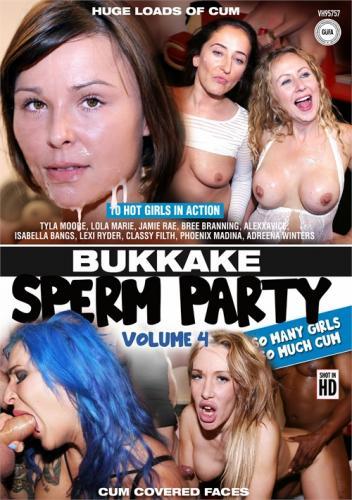 Bukkake Sperm Party 4 (2020)