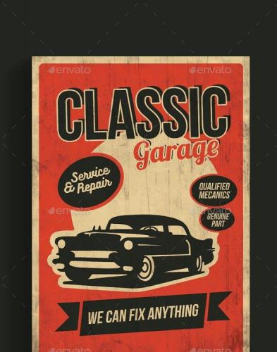 Classic Garage Service & Repair