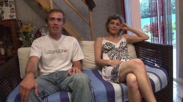 Lafranceapoil.com- Libertine de 38ans amene son amant pour tourner son premier porno