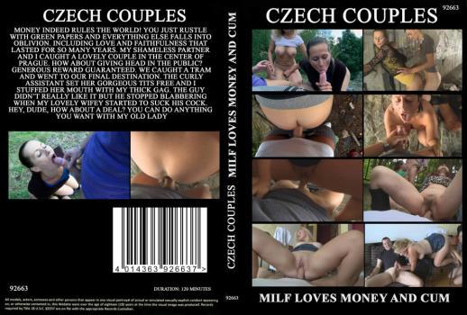 Czech Couples - MILF Loves Money And Cum (2020)