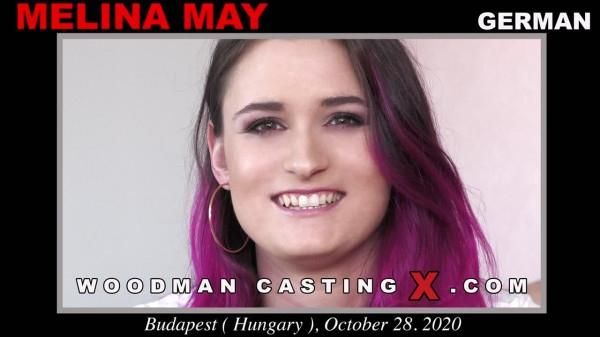 WoodmanCastingx.com- Melina May casting X