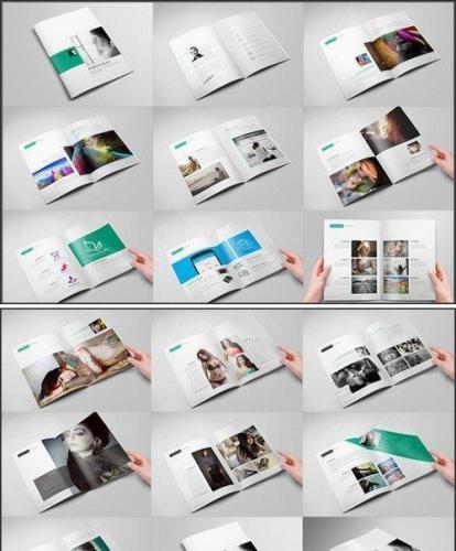 Clean Portfolio Brochure 794910