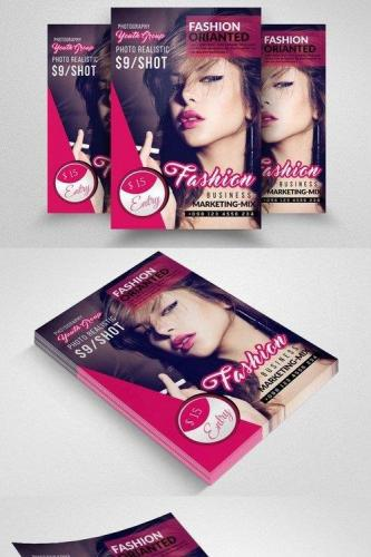 Fashion Flyer Template 697794