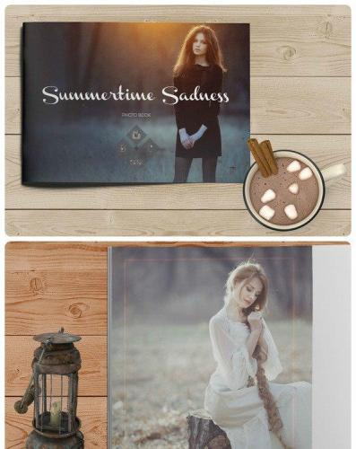 Summertime Sadness - Photo Book