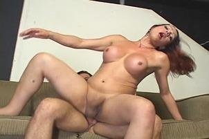 Awesomeinterracial.com- Sandro Bullack Finally Has Sex With Trans Sachenka Levitchenko